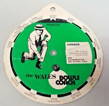 1973 WALES BOWLS COACH - Bank of New South Wales - LAWN BOWLS