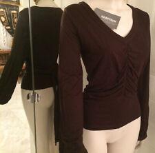 Sportalm Designer Top,200 Euro,T-Shirt,LUXUS,Couture,S,M,L,XL,braun