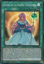 YUGIOH lot de 2 Guide de la Norne Verdande  SHVA-FR009 -VF/Super Rare-