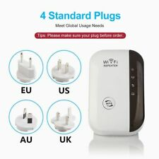 Wireless Wifi Repeater Wifi Range Extender Router Wi-Fi Signal Amplifier 300Mbps