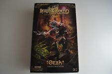 """1:6 Realm of the Rodent Otak Rat Warrior Action Figure by Lazy Bonz Inc 12"""" Tall"""