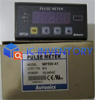 1PCS NEW AUTONICS Pulse meter tachometer MP5W-41