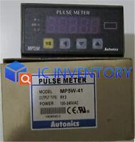1PCS NEW AUTONICS Pulse meter tachometer MP5W-41