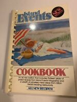 Island Events Cookbook Hilton Head South Carolina SC All New Recipes 1986