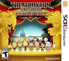 Theatrhythm Final Fantasy: Curtain Call - Nintendo 3DS Game