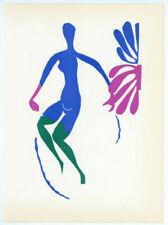 Blue Henri Matisse Art Prints