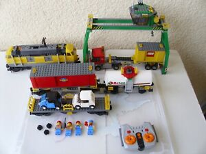 LEGO City Güterzug (7939)