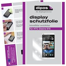 1x dipos HTC Desire 816 screen protector protection guard crystal clear