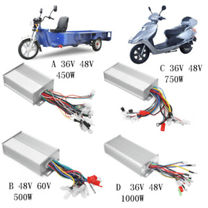 450W 500W 750W 1000W Universal Brushless Motor Controller E-bicycle Accessory