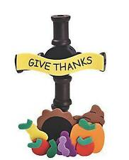 1 Give Thanks Foam and Spool Cross Craft Kit Thanksgiving Fun