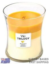 Fruit Scented Round Decorative Candles
