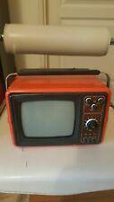 TV portable VINTAGE 1980 SHILJALIS TENTO 402D RUSSIAN TV