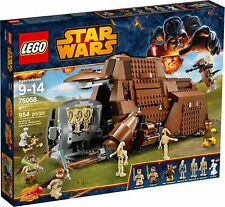 LEGO Star Wars 75058 MTT OBI-WAN QUI-GON JINN DROID NISB FACTORY SEALED RETIRED