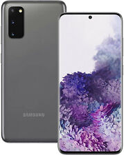 Nuevo Samsung Galaxy S20 5G 128GB SM-G981B Gris cósmico Sin Sim Desbloqueado UK