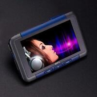 4.3'' LCD Screen Digital Slim MP3 MP4 MP5 Music Player 8GB FM Radio Video Movie