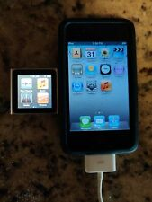 Apple iPod 6th Generation 8GB & iPod Touch 32gb