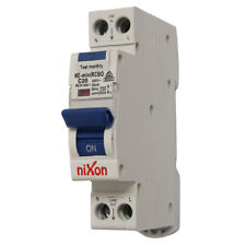 20AMP - RCBO Single Module 6kA - Single Safety Switch for Switchboard