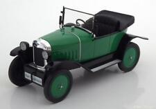 1:18 Model Car Group Opel 4 PS Laubfrosch RHD green/black