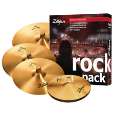Zildjian A0801R A Series Rock Pack Cymbal Set