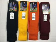 Russell Athletic All Sport Socks Mens Large 9+ Navy Gold Burnt Orange Maroon NWT