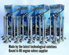 10 INLET & 10 EXHAUST VALVES FOR VOLVO S80/C70/V70/XC70 D5244 T/T2/T4/T5 IN EX