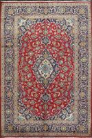 Vintage Floral Ardakan Area Rug Wool Hand-Made Traditional Oriental Carpet 7x10