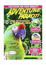 Feathered Phonics Adventure Parrot Dvd Volume 1: Speak and Read via Television
