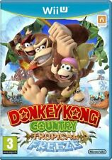 Donkey Kong Country: Tropical Freeze (Wii U Game) *VERY GOOD CONDITION*