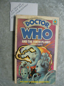 Doctor Who And The Tenth Planet - Gerry Davis OzSellerFasterPost
