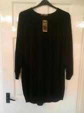 Bnwt QED london jumper dress over sized in S/M