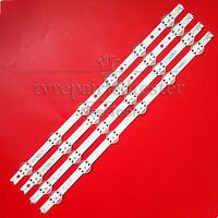LED strip For LG 49UV340C 49UJ6565 49UJ670V V17 49 R1 L1 ART3 6916L-2862A 2863A