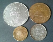 World Old Coin Lots Mexico 1957 - 1971 - 1976 - 1978 - *4 Old Coin Lot!