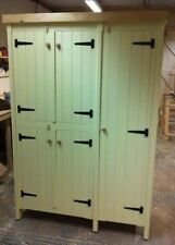 Pine Larder Cupboards