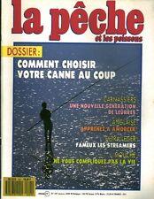 Revue  La pêche et les poissons No 541 Juin  90