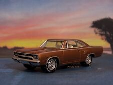1970 70 PLYMOUTH SPORT SATELLITE 1/64 SCALE MODEL MOPAR COLLECTIBLE DIORAMA