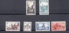 lot de 6 timbres neufs 1945 sans trace de charnière