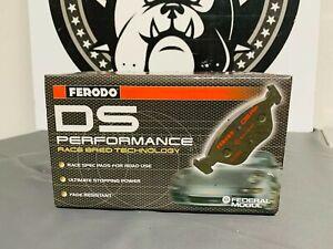 DS-Ferodo DS Performance Front Brake Pads For Nissan 350Z/Z33 & SKYLINE -FDS1561