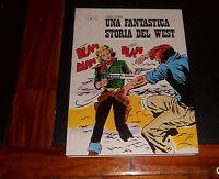 Una fantastica storia del West (Lo sceriffo di Prescott) illustrazioni di Polese