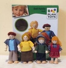 PLAN TOYS DOLL FAMILY 74150