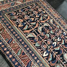 C 1930 Stunning Antique Vintage Exquisite Hand Made Rug 4' X 6' 6�