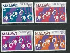 REPUBLIC OF MALAWI -1973- Christmas 1973 - MNH Set/4 Stamps- Sc.#213-16
