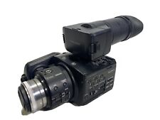Sony NEX-FS700 Camcorder with Sony SEL16F28 Wide angle lens