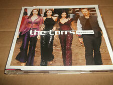 """THE CORRS """" IRRESISTIBLE """" CD SINGLE EXCELLENT"""