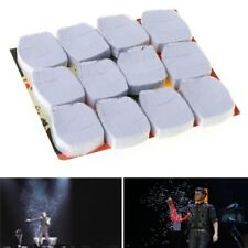 12pcs Snow Paper Magic Toys White Snowflakes Finger Tricks Props Magic Gift