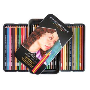 [Prismacolor] Premier Soft Core Colored Pencils 36 Multi Colored Pencils Set