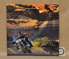1999 Honda Valkyrie Interstate GL1500 CF Specs Features & Accessories Brochure