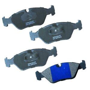 Disc Brake Pad Set-Stop Semi-Metallic Brake Pad Front,Rear Bendix SBM253