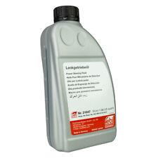 febi bilstein 21647 Hydrauliköl für Servolenkung (grün) 1 Liter - MERCEDES-BENZ