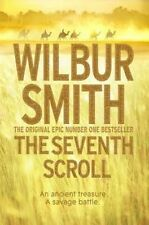 The Seventh Scroll by Wilbur Smith (Paperback, 2014) - new