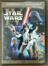 Star Wars A New Hope Limited Edition Widescreen (DVD, 2-disc) Bilingual Pkg